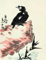 目穷千里 镜心 设色纸本 - 139807 - 中国书画 - 2008秋季艺术品拍卖会 -中国收藏网