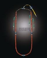 18世纪 御制红玛瑙朝珠 -  - 古董文玩 - 第68期拍卖会 -收藏网