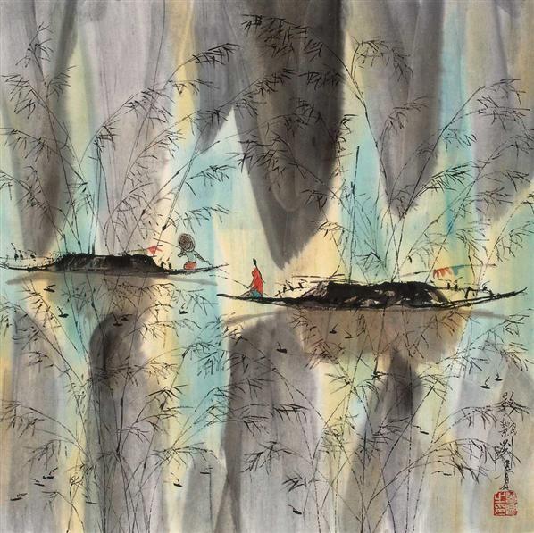 刘光夏 影 - 149509 - 中国书画(二) - 2007季春第57期拍卖会 -收藏网