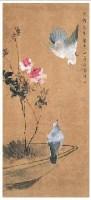 张书旂 双鸽 - 张书旂 - 书画专场 - 2007春季大型艺术品拍卖会 -收藏网