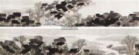 水乡 镜心 设色纸本 - 4724 - 当代书画 - 2011春睡轩中国名家书画精品秋季拍卖会 -收藏网