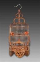 竹雕太子雀笼 -  - 艺术珍玩 - 十周年庆典拍卖会 -收藏网