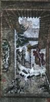 双鹤图 立轴 设色纸本 - 119087 - 中国书画专场 - 2008年迎春艺术品拍卖会 -收藏网