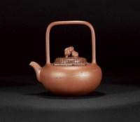 周宇杰  龙吟 -  - 啖墨茹砂—紫砂名家名作 - 2011春季艺术品拍卖会 -收藏网