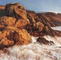 涛声 布面 油画 - 毛文佐 - 中国油画 - 2006春季大型艺术品拍卖会 -收藏网