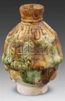 三彩小瓶 -  - 古董珍玩 - 2011春季艺术品拍卖会 -收藏网