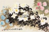 风送清香满神州 镜片 - 罗国士 - 中国书画 - 2011年春季艺术品拍卖会 -收藏网