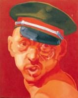 杨少斌     警察系列之一 - 131137 - 中国当代艺术(二) - 2007春季拍卖会 -收藏网