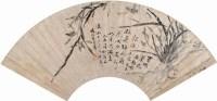 李方膺(1695-1755)   蘭花 - 李方膺 - 中国书画 - 四季拍卖会(二) -中国收藏网