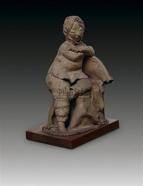 作品被中国美术馆,青岛雕塑艺术馆,深圳美术馆收藏.