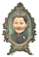 宋美龄 油画连框 -  - 辛亥藏珍II - 第307次拍卖会辛亥藏珍II -收藏网