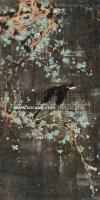 梅雀图 立轴 设色纸本 - 王乃壮 - 中国书画 瓷器工艺品 - 2007迎新艺术品拍卖会 -收藏网