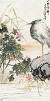 王震(1867-1938)一路荣华 - 4983 - 中国书画 - 2007年秋季中国书画拍卖会 -中国收藏网