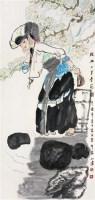 人物 - 韦江琼 - 中国书画二 - 2010春季大型艺术品拍卖会 -中国收藏网