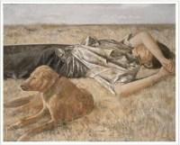 王岩 1989年作 有了阳光的日子 - 王岩 - 中国油画和雕塑 - 2007春季拍卖会 -收藏网