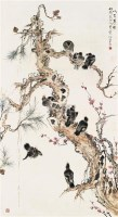 八百遐龄 立轴 设色纸本 - 丁宝书 - 中国近现代书画 - 2007春季大型艺术品拍卖会 -收藏网