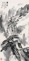 黄山云 立轴 水墨纸本 - 5002 - 中国书画 - 2011年迎春拍卖会 -中国收藏网