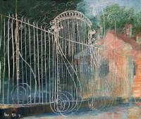 枫丹白露 布面油彩 - 84803 - 中国油画(二) - 2006年中国艺术品春季拍卖会 -收藏网