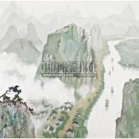 漓江 油彩画布 - 154795 - 二十世纪中国艺术 - 2011年春季拍卖会 -收藏网