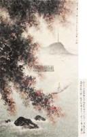山水 立轴 纸本 - 116002 - 中国书画(一) - 2011春季艺术品拍卖会(一) -收藏网