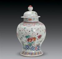 清雍正 粉彩将军罐 -  - 瓷器古董珍品 - 2006首届慈善拍卖会 -收藏网
