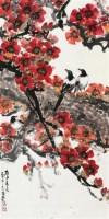 岭南春色 立轴 - 147381 - 中国书画 - 壬辰迎春 -收藏网