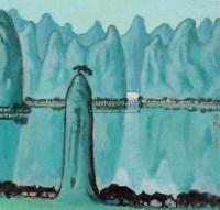 """但丁""""神曲""""开篇《迷途之路的希望》 木板 油画 -  - 18-19世纪欧洲古典油画 - 鹏盛金辉中外油画专场 -收藏网"""