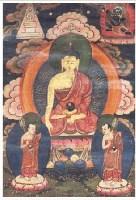 释迦牟尼佛唐卡 -  - 佛像唐卡 - 2007春季艺术品拍卖会 -收藏网