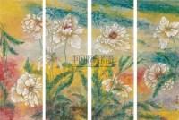 花开时节 镜心 设色纸本 - 傅春梅 - 中国当代工笔画 - 2010夏季拍卖会 -收藏网