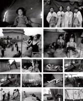 《流浪大篷车》 - 142604 - 中国油画 雕塑影像 - 2006广州冬季拍卖会 -收藏网