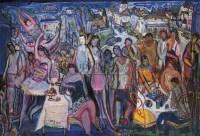 ARIFIEN NEIF Celebration -  - 现代及当代东南亚艺术 - 2007春季艺术品拍卖会 -收藏网