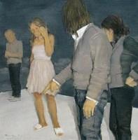 无题 布面 油画 - 向庆华 - 中国油画 - 2007秋季大型拍卖会 -收藏网