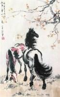 徐悲鸿(1895-1953)  秋兴一章 - 116101 - 中国近现代书画专场 - 2007年秋季拍卖会 -收藏网