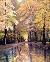 王路 今秋颂 - 王路 - 中国油画专场 - 2007年春季艺术品拍卖会 -收藏网