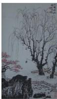 錢松喦    水暖鴨肥 -  - 中国书画 - 2008春季艺术品 -中国收藏网