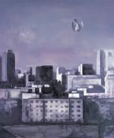 王岩 2005年作 坠落的精灵 N0.3 布上油彩 - 王岩 - 西洋美术 - 2006秋季大型艺术品拍卖会 -收藏网