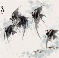 方楚雄 神仙鱼 - 117202 - 综合拍卖会 - 2007迎春艺术品拍卖会 -中国收藏网