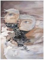 爱·漩涡 布面油画 - 熊宇 - 现当代中国艺术日场I - 2007秋季拍卖会 -收藏网