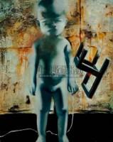 郭晋 1992年作 二十四节气系列 - 郭晋 - 亚洲当代艺术 - 2007春季艺术品拍卖会 -收藏网