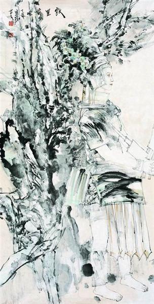 凯里苗妹 -  - 书画 - 2008春季大型书画拍卖会 -收藏网