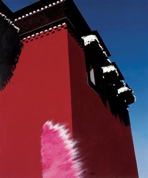 """冯斌 2006年作 2006""""-""""4 综合材料 - 12967 - 中国当代油画 - 2006首届中国国际艺术品投资与收藏博览会暨专场拍卖会 -收藏网"""