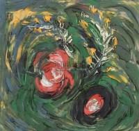雏菊 布面 油画 -  - 18-19世纪欧洲古典油画 - 鹏盛金辉中外油画专场 -收藏网