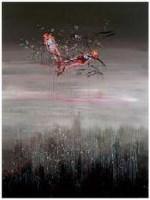 """赵光臣  《未来之树》2# - 赵光臣 - 中国首届""""前卫+现当代""""艺术家作品 - 2007年首届中国艺术品拍卖会 -收藏网"""