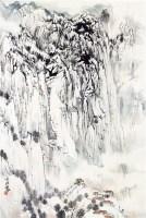 山水 立轴 纸本 - 宋文治 - 名家翰墨专场 - 2011秋季拍卖会 -收藏网