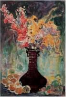 王恤珠 节日 - 155141 - 广东当代油画名家 - 2007春季拍卖会 -中国收藏网