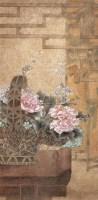 故宫春事(7) 镜心 设色纸本 - 张铨 - 中国书画 - 2006春季大型艺术品拍卖会 -收藏网