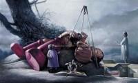 郭维国 2006年作 原子小金刚的救赎 - 郭维国 - 亚洲当代艺术 - 2007春季艺术品拍卖会 -中国收藏网