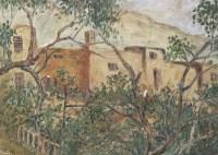 《维吾尔在居》 - 黎冰鸿 - 中国书画 - 2007年秋季拍卖会 -收藏网
