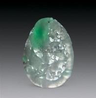 代代英雄珮 (一件) -  - 瓷器 玉石 - 2007春季艺术品拍卖会 -收藏网