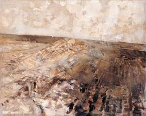 丘陵之二十一 - 140873 - 油画 水彩画 - 2007年春季艺术品拍卖会 -收藏网